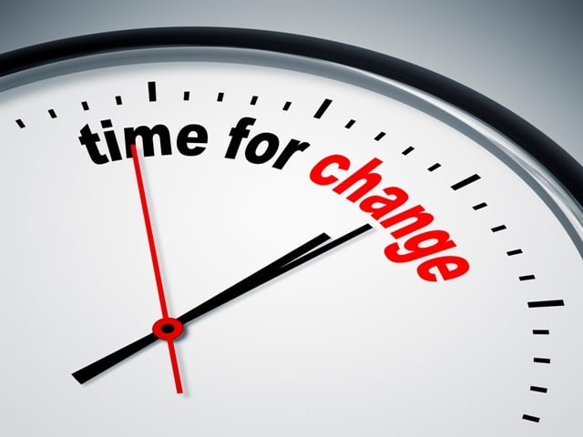 time for change | CareerSupport365 Offers Innovative Outplacement 24/7