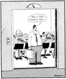 Gary-Larson-cartoon | The Why and the Elevator Statement