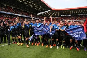 Lessons from Bournemouth's Amazing Rise to the English Premier League