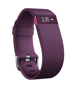 FitBit Charge HR_How to lose 10 kilos a year at your desk. | CareerSupport365