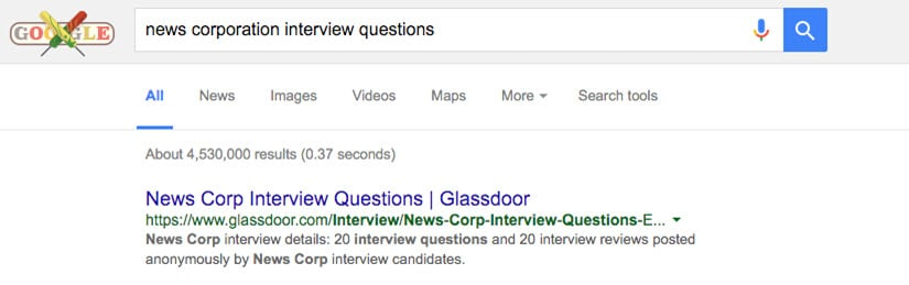 News Corporation Interview Questions